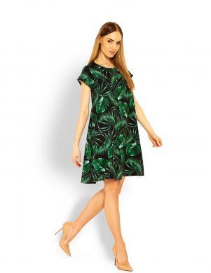 PEEKABOO krāsaina sieviešu kleita