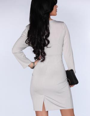Pelēka stilīga kleita MERRIBEL