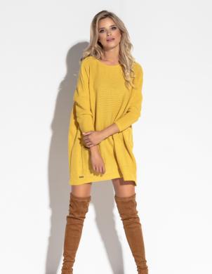 FOBYA dzeltena sieviešu tunika