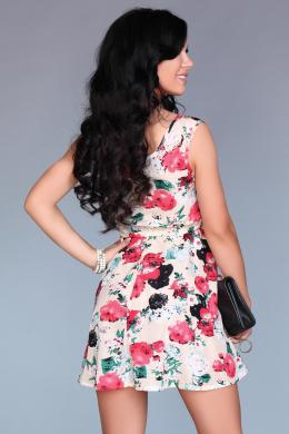 Krāsaina skaista kleita MERRIBEL