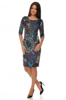 NATALEE sieviešu kleita ar 3/4 piedurknēm