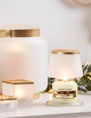 YANKEE CANDLE aromātiskā svece WINTER WONTED 104 g