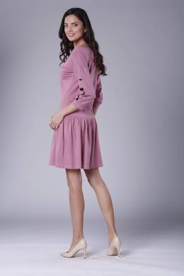 COLOUR MIST rozā kleita