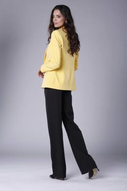 COLOUR MIST dzeltena sieviešu jaka