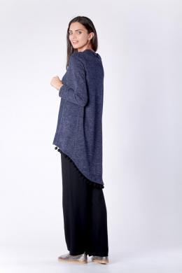 COLOUR MIST tumši zils sieviešu džemperis
