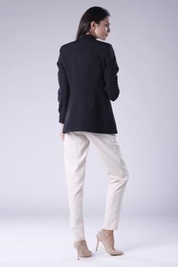 COLOUR MIST melna sieviešu jaka
