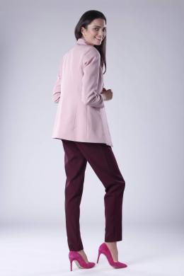 COLOUR MIST rozā sieviešu jaka