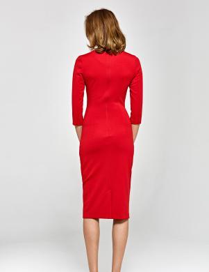 COLETT sarkana sieviešu kleita