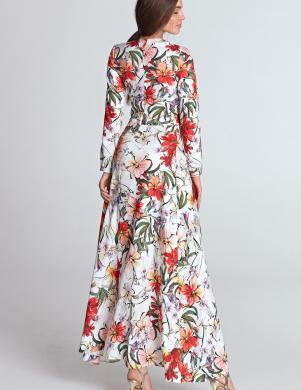 NIFE krāsaina stilīga kleita