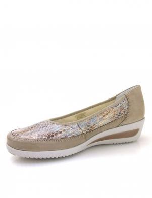 Sieviešu smilšu krāsas apavi ARA