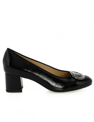 Sieviešu melni lakoti eleganti apavi ARA