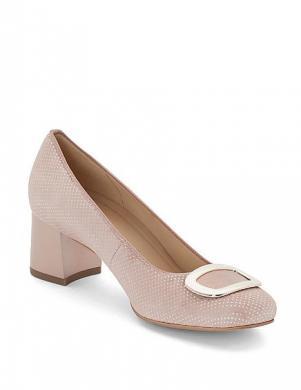 Sieviešu rozā augstpapēžu apavi ARA