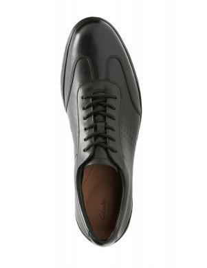 Vīriešu melni brīva laika apavi VENNOR VIBE CLARKS