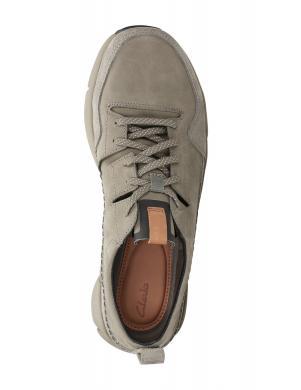 Vīriešu pelēki apavi ar mežģīnēm TRIACTIVE RUN CLARKS
