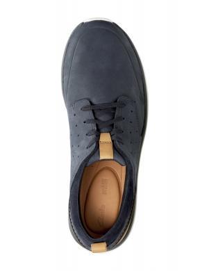 Vīriešu zili brīva laika apavi GARRATT LACE CLARKS