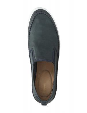 Vīriešu zili apavi KESSELL SLIP CLARKS