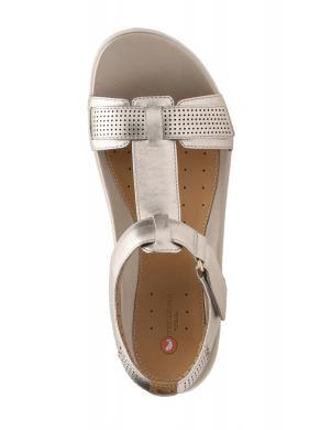 Sieviešu zelta krāsas sandales UN HAYWOOD CLARKS