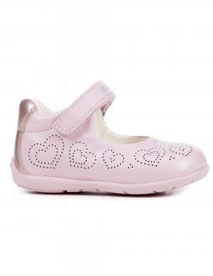 Bērnu rozā apavi ar velkro aizdari B KAYTAN GEOX