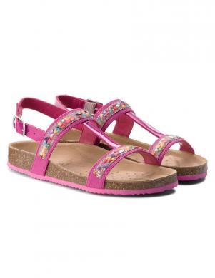 Meiteņu rozā sandales GEOX