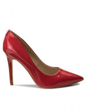 Sieviešu sarkani lakoti augstpapēžu apavi GUESS