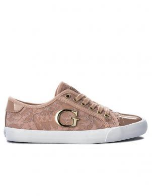 Sieviešu rozā brīva laika apavi GUESS