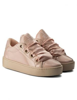 Sieviešu rozā lakoti brīva laika apavi GUESS