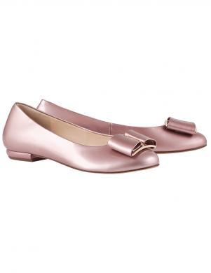 Sieviešu rozā lakoti apavi HOGL