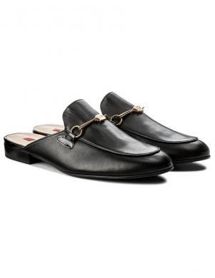 Sieviešu melni apavi HOGL