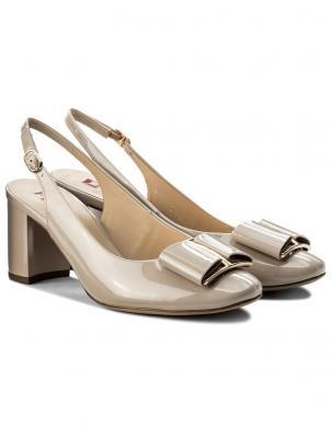 Sieviešu smilšu lakotas elegantas sandales HOGL