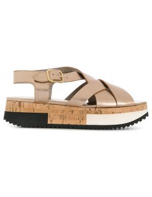 Sieviešu ādas sandales AGL