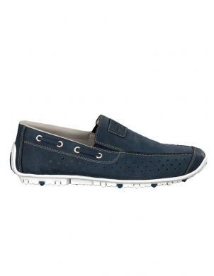 Vīriešu zili apavi RIEKER