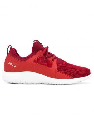 Vīriešu sarkani brīva laika apavi POLO RALPH LAUREN