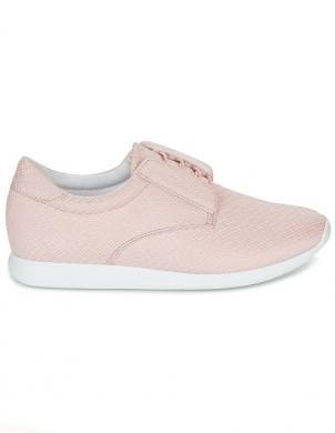 Sieviešu gaiši rozā tekstīla brīva laika apavi Kasai VAGABOND