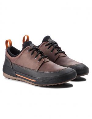 CLARKS vīriešu brūni brīva laika apavi