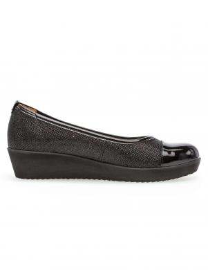 GABOR sieviešu melni apavi