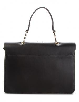GUESS sieviešu melna maza soma ar aplikāciju