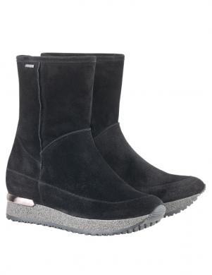Sieviešu melni sniega apavi GORE-TEX HOGL