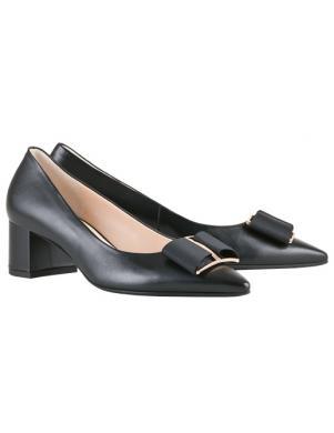 Sieviešu melni eleganti apavi HOGL