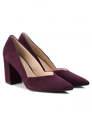 HOGL sieviešu violeti augstpapēžu apavi apavi
