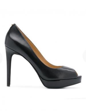 Sieviešu melni augstpapēžu apavi MICHAEL KORS