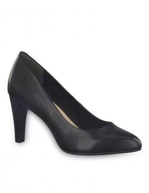 Sieviešu melni eleganti augstpapēžu apavi TAMARIS