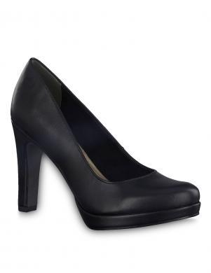 Sieviešu melni augstpapēžu apavi apavi TAMARIS