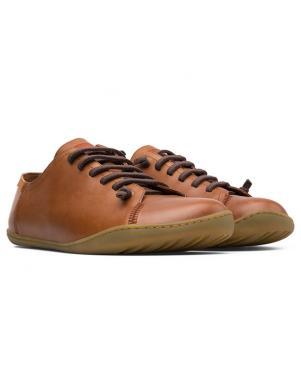 CAMPER vīriešu brūni ādas apavi PEU