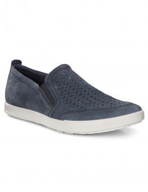 ECCO vīriešu zili ādas apavi COLLIN