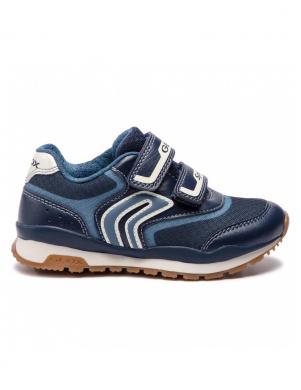 GEOX bērnu zili brīva laika apavi