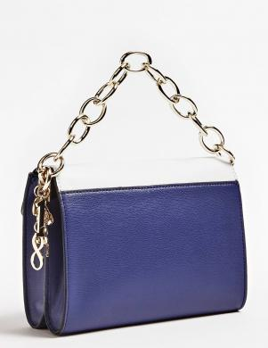 GUESS zila sieviešu soma pār plecu