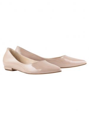HOGL sieviešu ādas lakotas balerīnas BOULEVARD 10