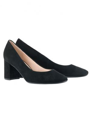 HOGL sieviešu melni ādas augstpapēžu apavi STUDIO 50