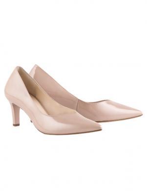 HOGL sieviešu krēmīgas krāsas lakoti augstpapēžu apavi BOULEVARD 60