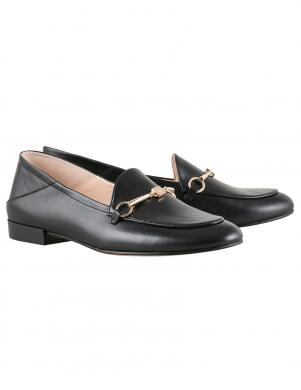 HOGL sieviešu melni ādas apavi PREPSTERN